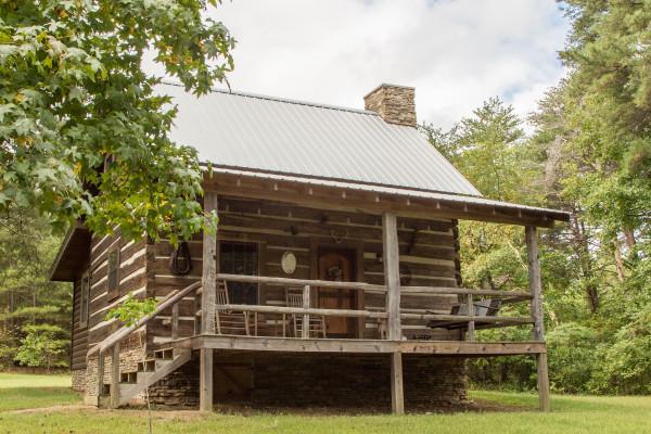Cabin V Bear Creek Log Cabins