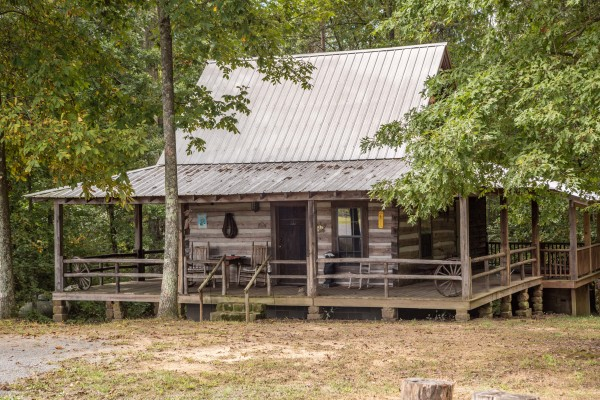 Cabins Page Bear Creek Log Cabins